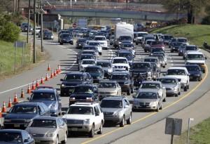Bottleneck Traffic